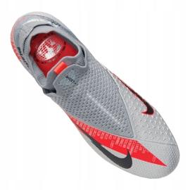 Buty piłkarskie Nike Phantom Vsn 2 Elite Df Fg M CD4161-906 wielokolorowe srebrny 2
