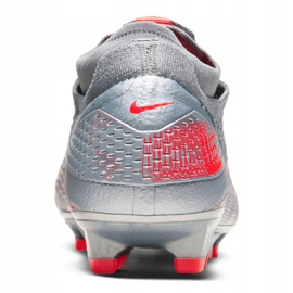 Buty piłkarskie Nike Phantom Vsn 2 Elite Df Fg M CD4161-906 wielokolorowe srebrny 5