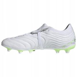 Buty piłkarskie adidas Copa Gloro 20.2 Fg M G28627 wielokolorowe białe 1