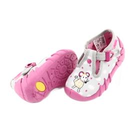 Befado obuwie dziecięce 110P382 4