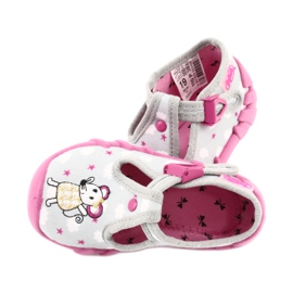 Befado obuwie dziecięce 110P382 5