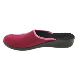 Befado obuwie damskie pu 552D003 wielokolorowe 2