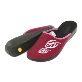 Befado obuwie damskie pu 552D003 wielokolorowe 3