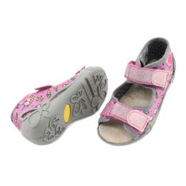 Befado żółte obuwie dziecięce 342P010 4