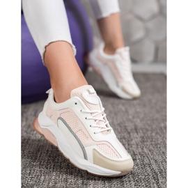 Via Giulia  Sneakersy Z Brokatem Fashion 2
