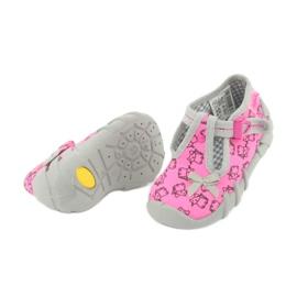 Befado obuwie dziecięce 110P376 4