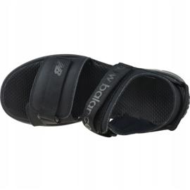Sandały New Balance M SUA250K1 czarne 3