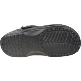 Klapki Crocs Beach M 10002-001 czarne 3