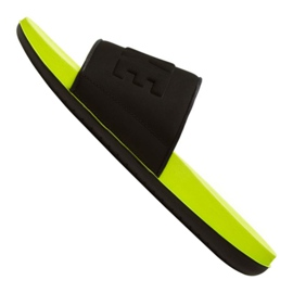 Klapki Nike Offcourt Slide M BQ4639-700 czarne 1