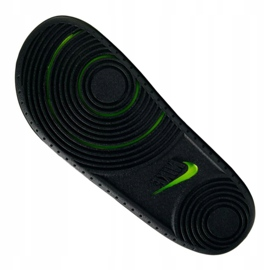 Klapki Nike Offcourt Slide M BQ4639-700 czarne 2