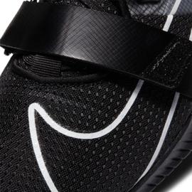 Buty treningowe Nike Romaleos 4 M CD3463-010 czarne 1