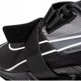 Buty treningowe Nike Romaleos 4 M CD3463-010 czarne 2