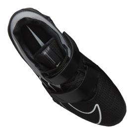 Buty treningowe Nike Romaleos 4 M CD3463-010 czarne 4