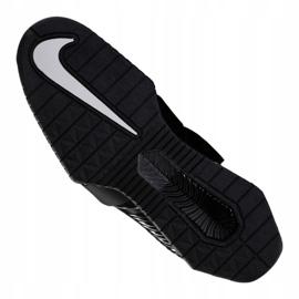 Buty treningowe Nike Romaleos 4 M CD3463-010 czarne 5