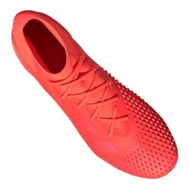 Buty piłkarskie adidas Predator 20.1 Fg M FV3544 czerwone wielokolorowe 1