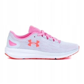 Buty Under Armour W Charged Pursuit 2 W 3022604-102 szare 5