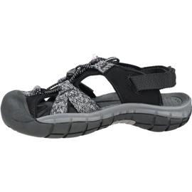 Sandały Keen Wm's Ravine H2 W 1023082 czarne 1