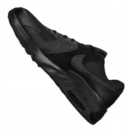 Buty Nike Air Max Excee Gs Jr CD6894-005 czarne 1