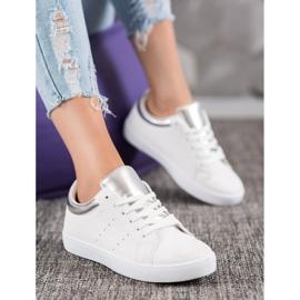 Białe Buty Sportowe 1