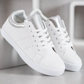 Białe Buty Sportowe 3