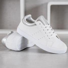 Białe Buty Sportowe 4