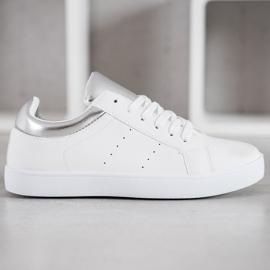 Białe Buty Sportowe 5
