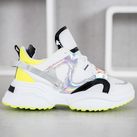 Weide Sneakersy Fashion 4
