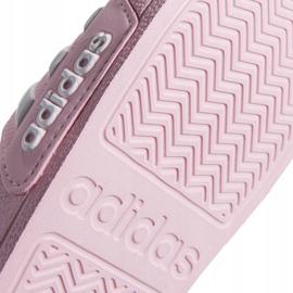 Klapki adidas Adilette Shower Jr G27628 różowe 4