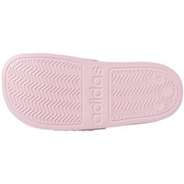 Klapki adidas Adilette Shower Jr G27628 różowe 7