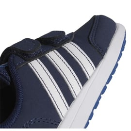 Buty adidas Vs Switch 2 Cmf Inf Jr EG5141 granatowe 3