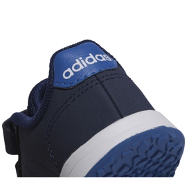 Buty adidas Vs Switch 2 Cmf Inf Jr EG5141 granatowe 4