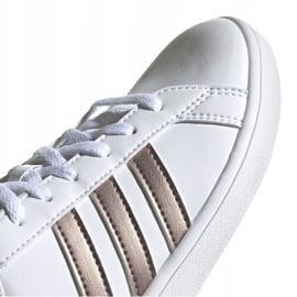 Buty adidas Grand Court Jr EF0101 3