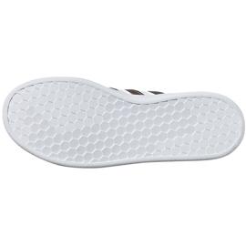 Buty adidas Grand Court Jr EF0101 białe czarne 6