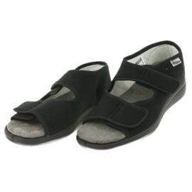 Dr.Orto Befado obuwie męskie 070M001 czarne 2