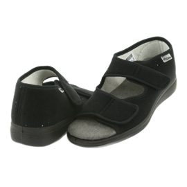 Dr.Orto Befado obuwie męskie 070M001 czarne 3