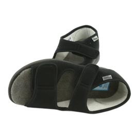 Dr.Orto Befado obuwie męskie 070M001 czarne 4