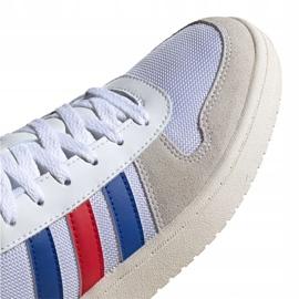 Buty koszykarskie adidas Hoops 2.0 M FW8250 białe białe 1