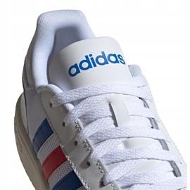 Buty koszykarskie adidas Hoops 2.0 M FW8250 białe białe 2