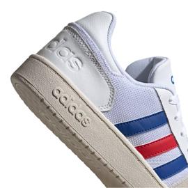 Buty koszykarskie adidas Hoops 2.0 M FW8250 białe białe 3