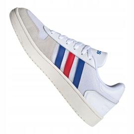 Buty koszykarskie adidas Hoops 2.0 M FW8250 białe białe 4