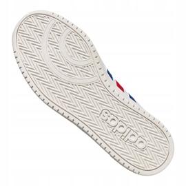 Buty koszykarskie adidas Hoops 2.0 M FW8250 białe białe 5