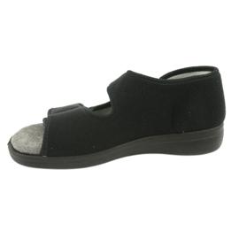 Dr.Orto Befado obuwie damskie 070D001 czarne 2