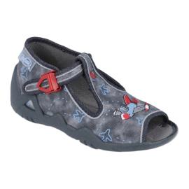 Befado obuwie dziecięce 217P099 1