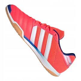 Buty piłkarskie adidas Top Sala M FX6761 wielokolorowe pomarańczowe 5