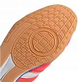 Buty piłkarskie adidas Top Sala M FX6761 wielokolorowe pomarańczowe 6