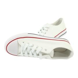 Białe Trampki Atletico CNSD-1 white 1