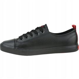 Buty Big Star Shoes W GG274007 czarne 1