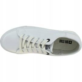Buty Big Star Shoes Big Top W GG274066 białe 2