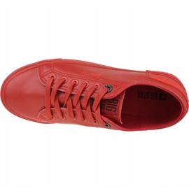 Buty Big Star Shoes Big Top W GG274068 czerwone 2