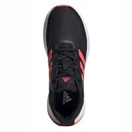 Buty adidas Runfalcon K FV9441 czarne 1